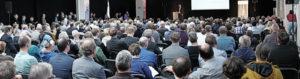 TISA: Organización de Congresos y eventos en el País Vasco