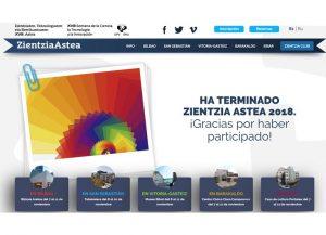 XVIII Semana de Ciencia, la Tecnología y la Innovación