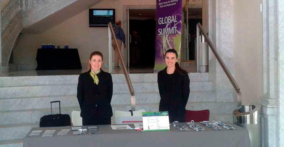 TISA: Servicio de recepcionistas para congresos y eventos